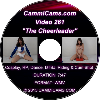 This is a CammiCams.com 2018 Copyrighted Video or Photo!